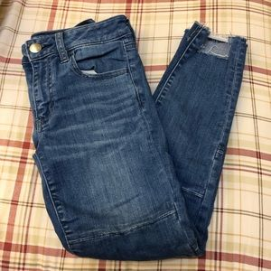 American Eagle Jegging Ankle